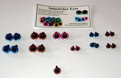 Suncatcher eyes