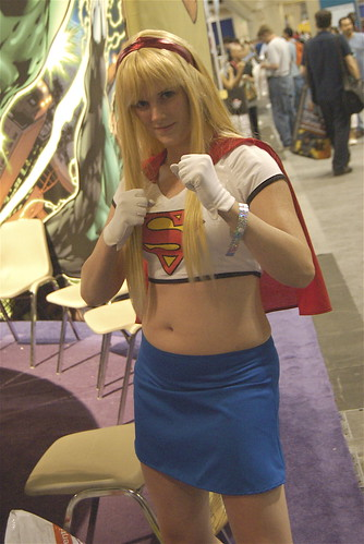 Comic Con 2009: Supergirl