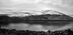 Karakul Lake (nico3d) Tags: china lake mountains d50 nikon xinjiang kkh karakul karakoramhighway