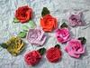 ჱܓ'Rosa de tecido' - base tsuru - com pap (Carla Cordeiro) Tags: flores 3d origami handmade feitoàmão fuxico folded rosas tsuru dobradura kanzashi vidasimples fabricflower flordepano flordeorigami fabricfolding floresdetecido foldedflowers linhaeagulha agulhaelinha origamiemtecido tecidotingido flordefuxico rosasdetecido tingidopordivânia dobraduradetecido orinuno