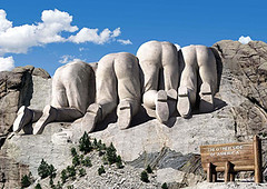 The other side of Mt Rushmore (twm1340) Tags: southdakota blackhills rushmore mount sd