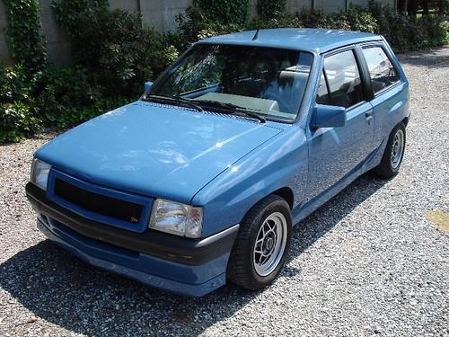1988 Opel corsa A 1000 cc. kapaza.be
