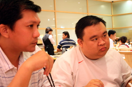 Din Tai Fung host 2
