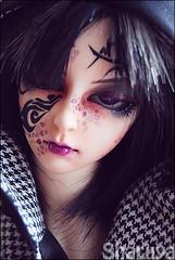 Just Skell (Alix Real) Tags: b ball doll dolls super sd event bjd custom dollfie luts delf limited 2007 juri jointed