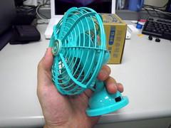 大同復古小電扇
