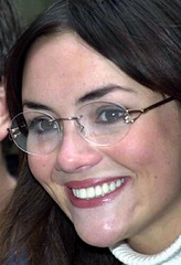 "Martine McCutcheon - previous winner of ""Glasses Wearer of the Year"" award (GwG_Fan) Tags: celebrity glasses award christiandior girlswithglasses celebrityportrait rimlessglasses martinemccutcheon girlswearingglasses christiandiorglasses glassesweareroftheyear martinemccutcheonwearingglasses"