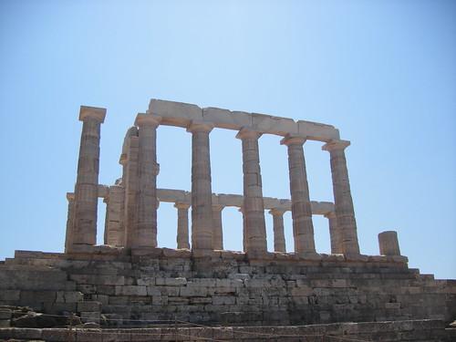 templo poseidon - cabo sunion - grecia - IMGP6185