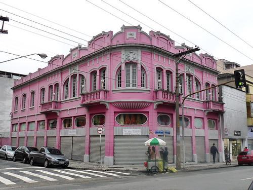 Luz - Rua Sao Caetano - Antigo Cine Eden