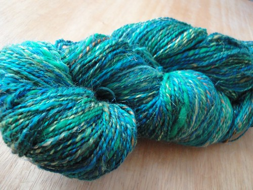Ocean inspired Loop SSB, 285 yards