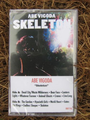 Abe Vigoda - Skeleton - Not Not Fun