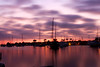 is this real?! (Ghadeer Q) Tags: california longexposure sunset sky usa holiday seascape reflection marina canon dark boats sightseeing pacificocean passion sail quite breeze balboa afterdark slowshutterspeed balboaisland silhuette canon1740 summer2009 ghadeerq