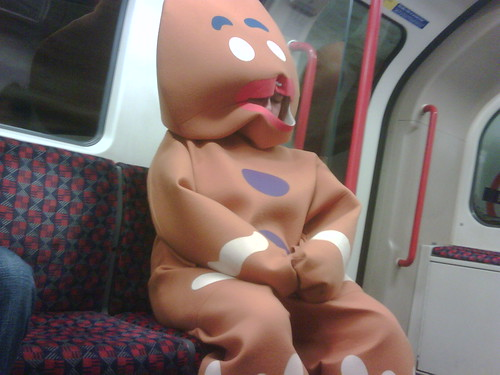Ginger Bread Man Tube