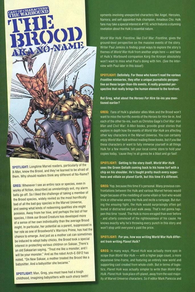 World War Hulk - Marvel Spotlight #28 - Page 10