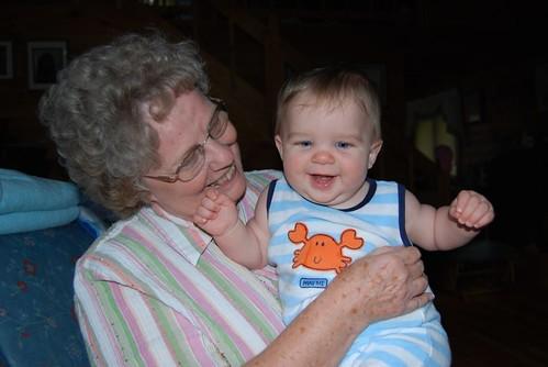 Alex and Nana