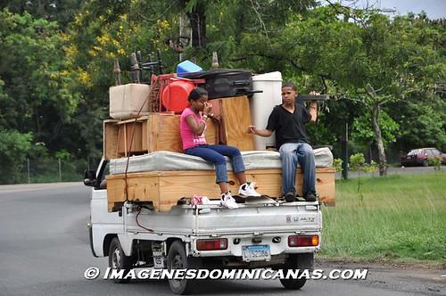 Mudanza dominicana