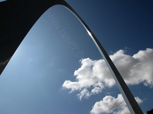 Gateway Arch, St Louis, MO, USA