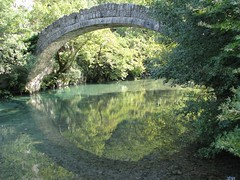 Voidomatis Old Bridge (stefg74) Tags: bridge wild mountain nature water rock forest river landscape view free canyon greece ioannina epirus vikos zagori konitsa voidomatis freeuse        justrss justrsscom wwwjustrsscom httpwwwjustrsscom stefg74