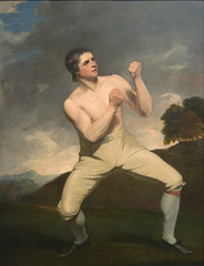 Richard Humphreys, the Boxer (Maulleigh) Tags: museum john richard boxer boxing met metropolitan humphreys hoppner