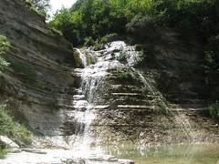 La cascata di Presalino
