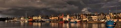 365-072 Stornoway Harbour Panorama from dockside (Hotpix [LRPS] Hanx for 1.5M Views) Tags: auto uk urban autostitch panorama hot up ferry port la scotland town airport interesting pix place stitch image harbour pics pano air lewis places smith escocia tony join western harris cloth bild calmac isles joiner hdr highdynamicrange built edinbrugh imagen tweed hebrides schottland panoramique schotland ecosse haris panormica stornoway scozia stitcher stornaway hotpix hotpics hhp intressant 365days tonysmith   lecosse   hotpicks hebbrides panoramisches tonysmithhotpix