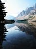 Bow Lake Reflection (chona_p) Tags: lake canada reflection jasper alberta banff bowlake winnerbc