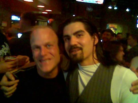Dante and Adam Sessler