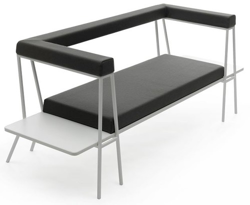 Flip Sofa – Transformable Modern Seating Furniture