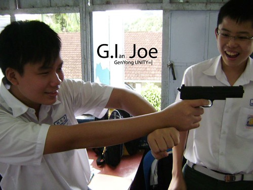 G.Ian Joe