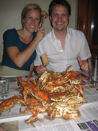 NYC crab boil