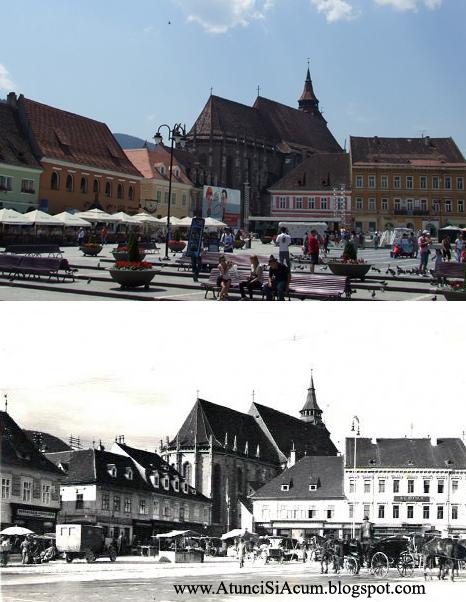 Brasov - Piata Sfatului (2)