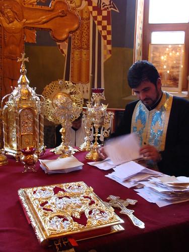 in Sf  Altar