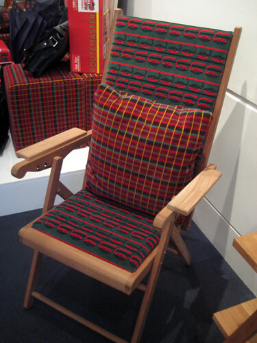 Routemaster Retro chairs
