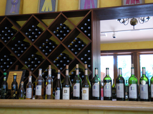 Wines tasted at Renaissance Winery
