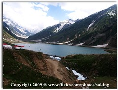 Lake Safuk Maluk Ful view (Saking--Little Busy) Tags: lake green water kingdom stealth soe galcier saqib saking anawesomeshot concordians kingloi stunnungwisdom safulmaluk