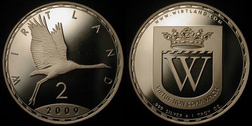 Wirtland 2009 Silver Crane