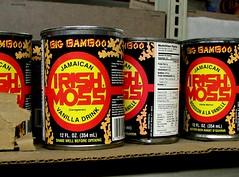 Big Bamboo Jamaican Irish Moss (Carageenan) Vanilla Drink