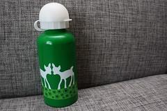 Blafre dådyrflaske
