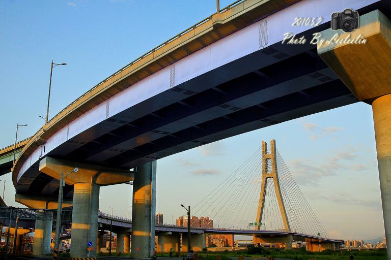 三重夜拍攝影景點|新北大橋