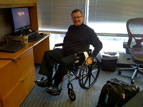 Wheelchair Ferg