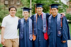 (thekevinchang) Tags: college graduation uiuc urbana champaign grad unemployment almamater capandgown altgeld