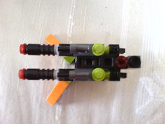 Maelstrom Mech turret (top view) (Kingmarshy) Tags: lego universe mech maelstrom moc