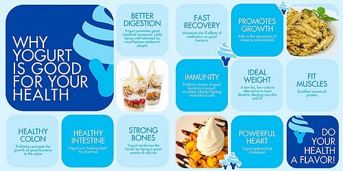 Why Yogurt is Good for your Health