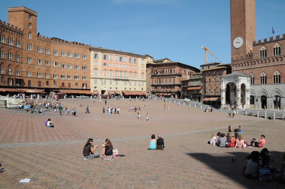 Siena, Toscany