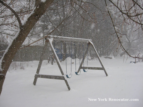 Lonely Swingset