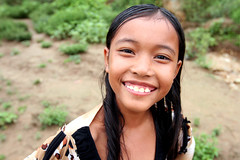 Young girl  Kon Tum (Jules1405) Tags: world travel portrait people girl smile face kids children asian kid asia vietnamese child little young vietnam asie tum kon asiatique reflectionsoflife vietnamien lovelyportrait jules1405 unseenasia