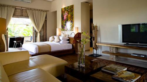 Villa Nalina Bali - Master Bedroom