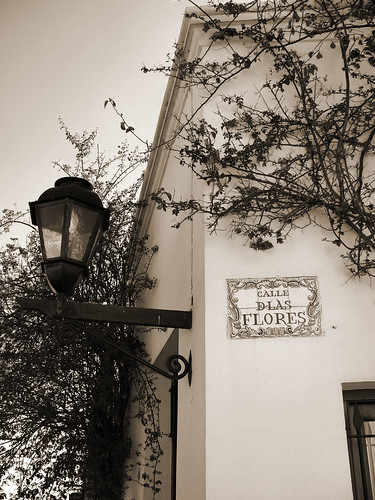 Calle de las Flores by katiealley on Flickr
