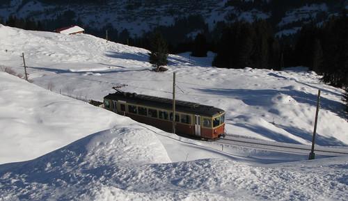 Murren Tram