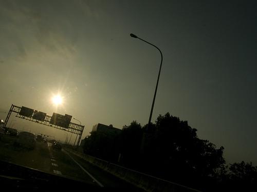 歸鄉者的太陽