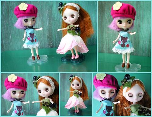 Petite Blythe Collage
